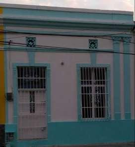 Ganga Casa en Centro Historico sobre la Calle  Calle 18 con Avenida FerroCarril (8a)