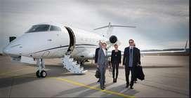 Vuelo chárter en avión - Turismo de Lujo