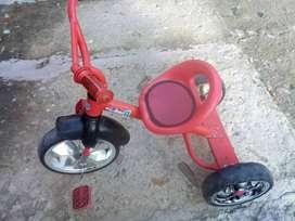 Triciclo Niña o Niño