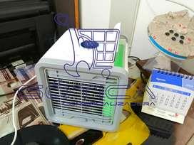 Aire Acondicionado Portatil Air Cooler 7 Opciones Color Led