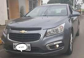 Vendo hermoso Chevrolet Cruze 2016