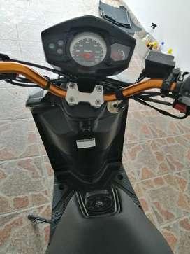 Vendo moto yamaha BWS