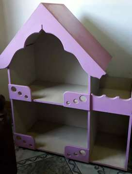 Vendo casita para muñecas