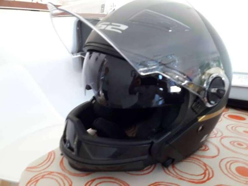 Casco Moto desmontable 0