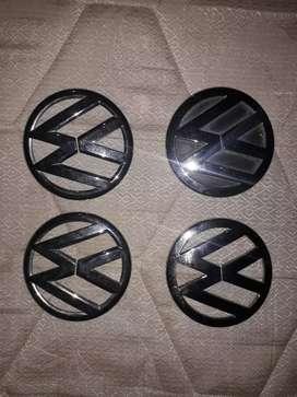 Insignias de Volkswagen gol
