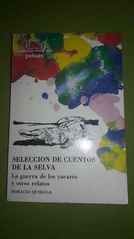 Seleccion de Cuentos de La Selva.