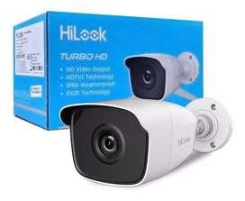 Camara Seguridad Hilook Bullet Hd Tch-b110-p 720p Ext/int
