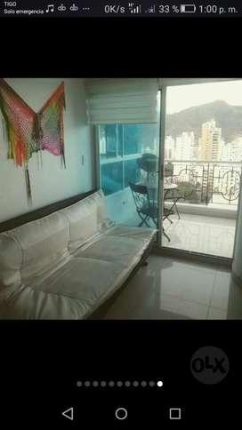 Rento Hermosso Apartamento Santa Marta