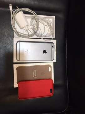 vendo iphone 6s 32gb NO PERMUTO