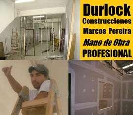 Durlock Construcción en Seco Marcos Pereira