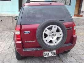 VENDO FORD ECOSPORT AÑOS 2005