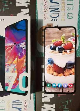 Galaxy A70 en 9 estado 9 de 10