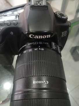 Vendo cámara profesional canon eos 60d