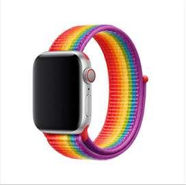 Correa Deportiva Loop Edicion Orgullo (Apple Watch Series 4 - 40mm) 38MM