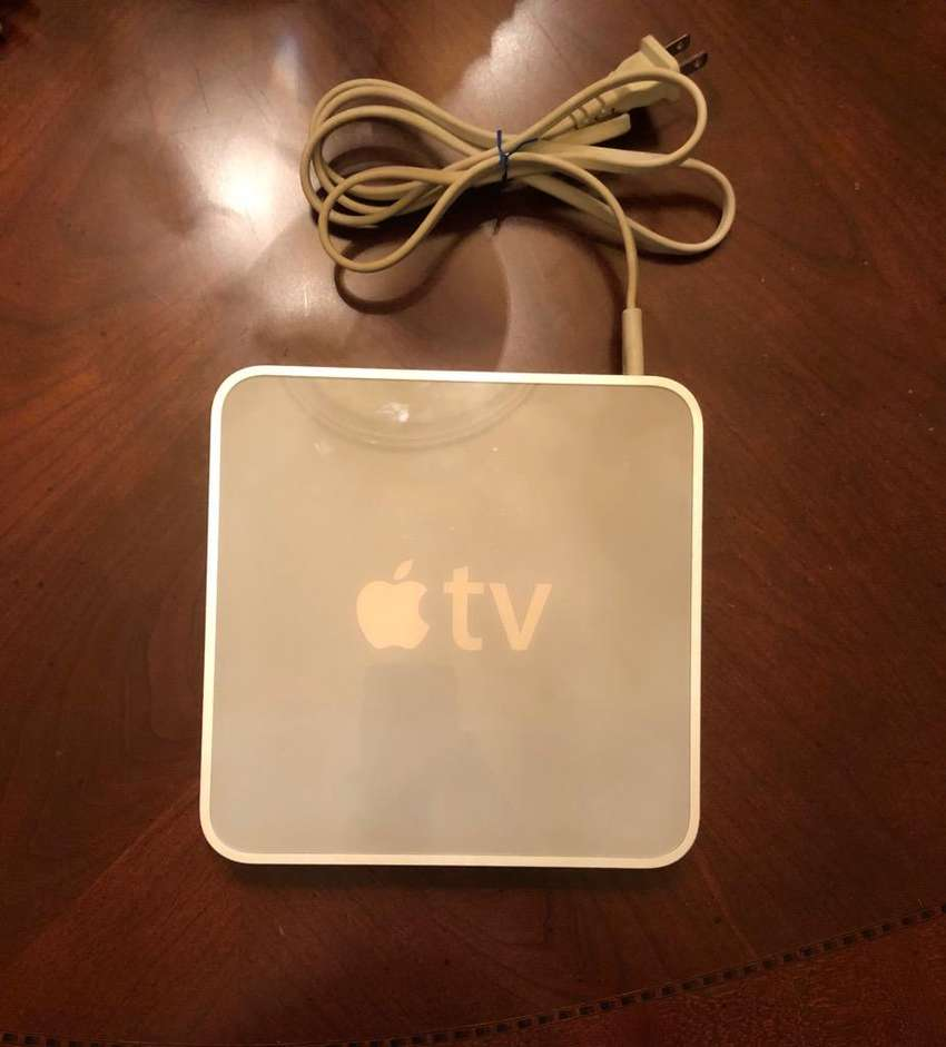Apple Tv 1 en Perfecto Estado 0