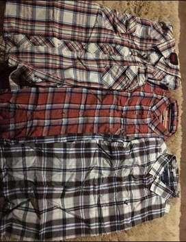 Camisas Levis Varias