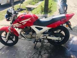 Moto Honda Twister Cbx 250
