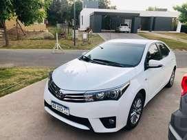 Toyota corolla SEG CVT