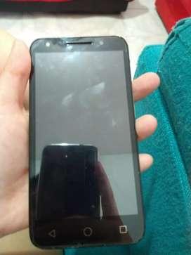 Celular Alcatel U5 (no pasa del logo)