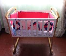 Cuna para recién nacido