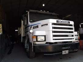 Scania 113 1995 chasis