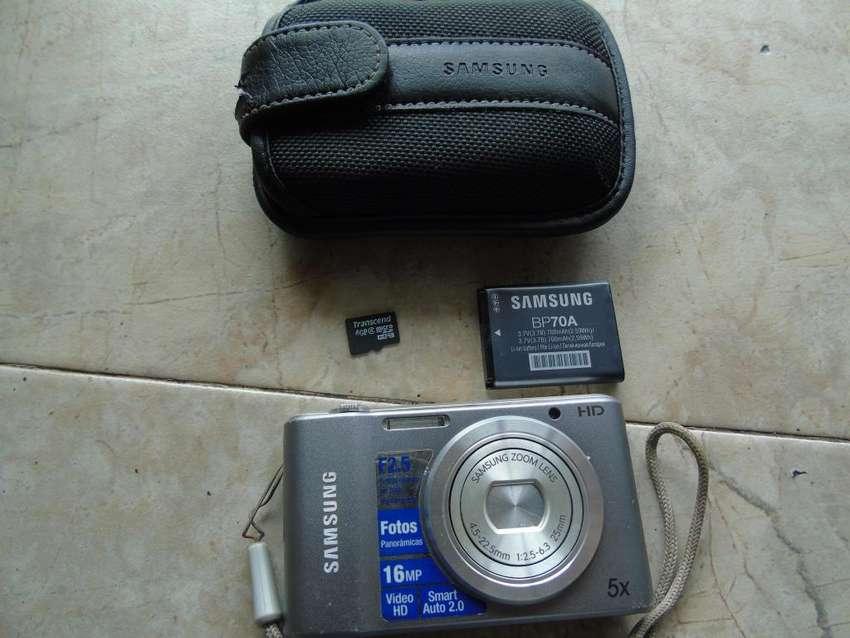 camara SAMSUNG digital DE 16 mega pixeles 0