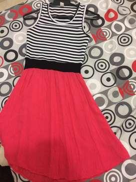 Vestido Caty Rose