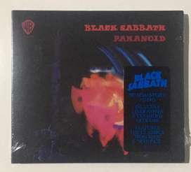 Black Sabbath Paranoid Cd Nuevo Usa importado