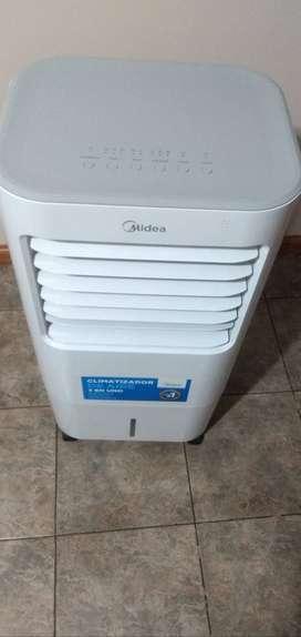 Climatizador de aire 10 Litros MIDEA