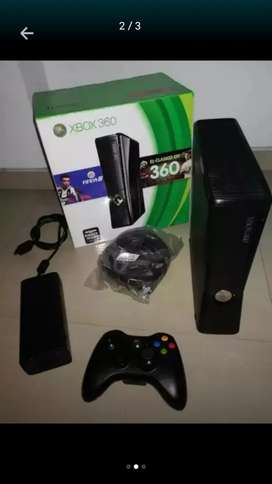 Cambio o vendo Xbox 360 Slim (perfecto estado)