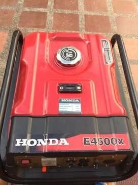 Planta de Luz Honda E4500X