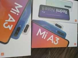 Xiaomi mi A3 nuevos