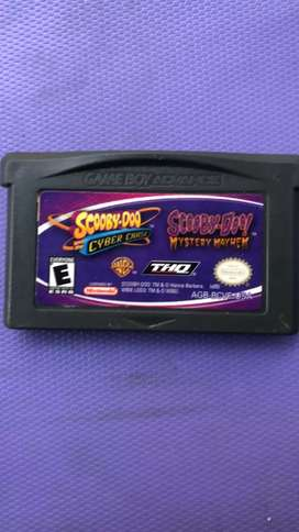 Juego de Nintendo Game Boy Advance. Model. AGB-002