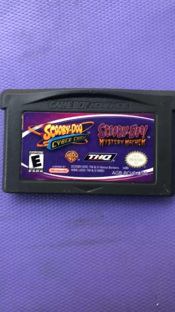 Juego de Nintendo Game Boy Advance. Model. AGB-002