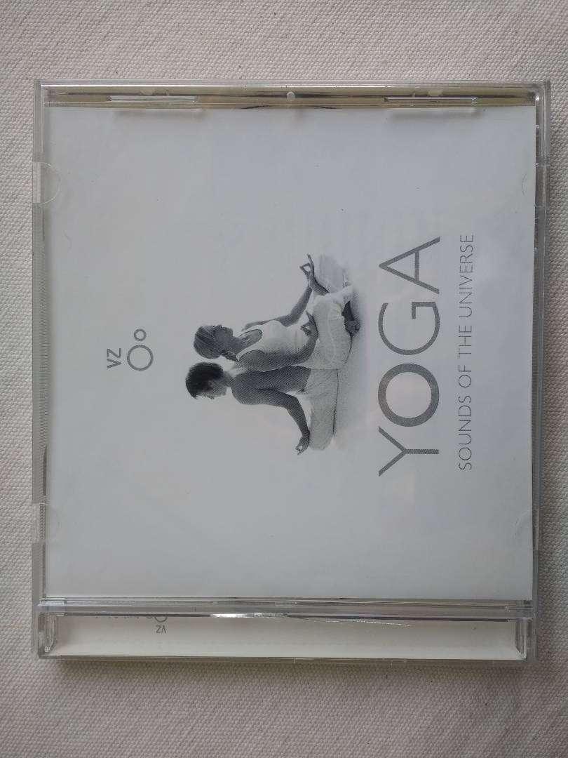 CD Música . Meditación. RELAX . Dormir. Yoga Sounds Of The Universe 0