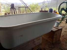 Bañera en venta de hierro fundido