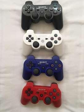 Vendo controles nuevos de playstation 3 tipo original