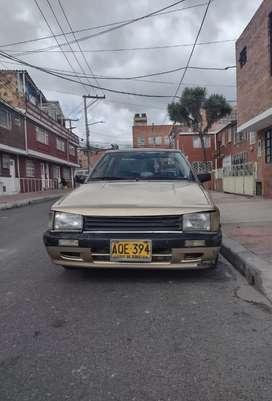 Mazda 323 edición súper especial modelo 85 buen estado