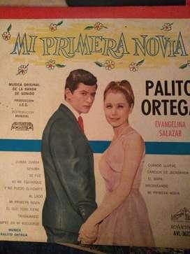 2 Discos de Palito Ortega