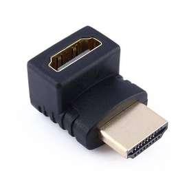 HDMI 270° de interfaz macho/hembra copla para tv proteger cable