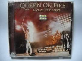 queen on fire live at the bowl consultar 2 cd sellados