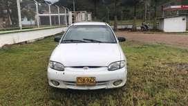 Venta de Automovil Hyundai Accent 98