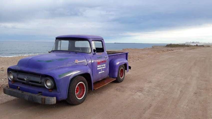 Ford 56 Proyecto,DIESEL TURBO (f100 1956,no F1 ,no V8, No Loba) 0