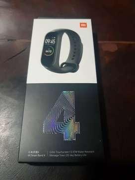 Reloj Xiaomi Mi Band 4 Nuevo