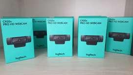 CAMARA LOGITECH C920 Pro HD WebCam
