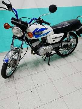 Yamaha Rx100 Modelo 2005