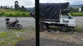 Vendo permuto camioneta de estacas