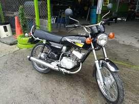 Rx 100 2006 único dueño toda original