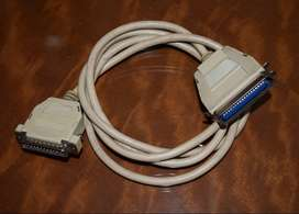 Cable paralelo DB25 a Centronics 36 pines, impresora...