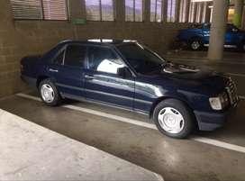 Vendo hermoso Mecedes Benz muy bien cuidado!